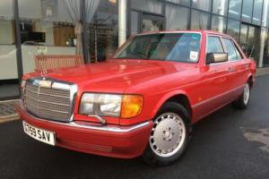 Mercedes-Benz 420 SE Saloon Low Mileage