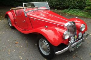 1954 MG TF 1250cc