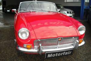 MG/B WE WANT TO BUY YOUR MG