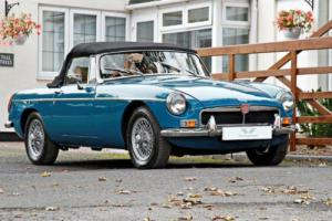 MG MGB Roadster 1975 Petrol Manual in Blue
