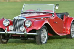 1954 MG Midget TF roadster LHD Photo