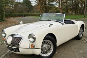 1960 MGA 1600 Roadster - LHD - WINTER BARGAIN!!!