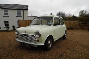 1969 Classic Morris Mini 1000 Mk.II Full Nut and Bolt Restored