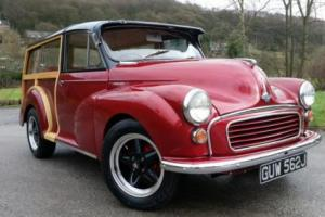 Morris Minor 1000 Traveller, Fresh off the press one of a kind Stunner!