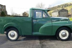 Wanted!!!!! Morris Minor Pick up! Cash waiting for the right lcv