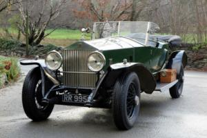 1928 Rolls-Royce Phantom I Boat Tail Speedster 25CL Photo