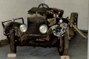 1926 Rolls-Royce 20hp Windovers Coupe Project GZK70