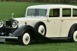 1935 Rolls-Royce Phantom II Continental Limousine Photo