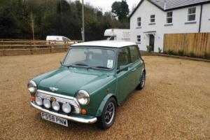 1996 Classic Rover Mini Cooper 35th Anniversary LE with just 2098 miles