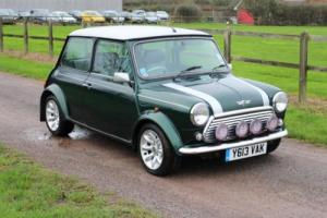 2001 ROVER MINI 1.3 COOPER SPORT 2D 62 BHP GREAT SH Photo