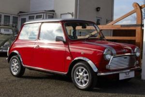 ROVER MINI Checkmate Limited Edition, Red, Manual, Petrol, 1990
