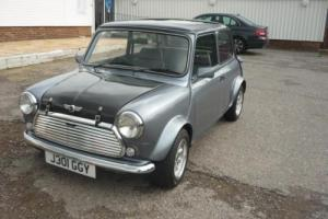 1992 Classic Rover Mini City E with Carbon Fibre Additions