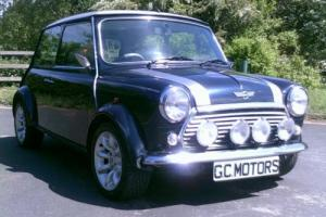 2001 Rover Mini Cooper Sport in Anthracite Grey
