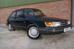 1992 Saab 900 2.0 16v XS, CLASSIC, ONLY 2 OWNERS FROM NEW, FSH