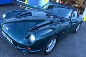 1993 TVR Chimaera 400 Walk around Video