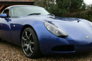 TVR T350c 4.0 Spec.Engine,Air Con. Superb Throughout TVR Plate