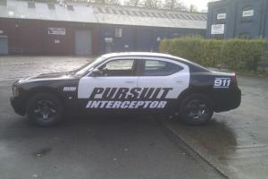 Dodge Charger Police Hemi Interceptor