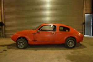 1964 registered Mini Marcos . Mk IV historic eligible sports car