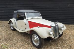 1960s MG TF Gentry