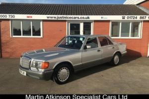 Mercedes-Benz 300 3.0 AUTOMATIC SE W126