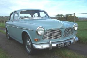 1965 Volvo Amazon 121,low owner,low mileage car in lovely condition,MOT Oct 16 for Sale
