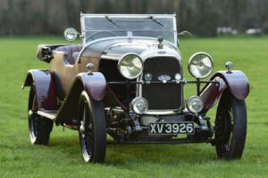1928 Lagonda 2ltr Speed Model High Chassis Tourer