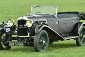 1927 Lagonda 2 Litre High Chassis tourer. For Sale