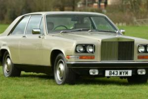 1985 Rolls Royce Camargue For Sale