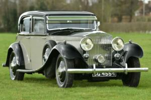 1933 Rolls Royce Phantom II continental Sports Saloon