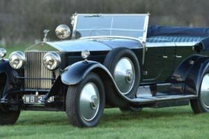 1927 Rolls Royce Phantom 1 Windovers tourer.