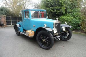 STAR 14/40 COUPE 1927 REG NUMBER PF8599 CLASSIC CAR