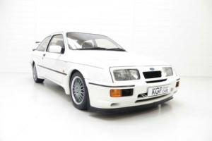 Probably The Lowest Mileage Ford Sierra RS500 Cosworth in the World, 5,984 Miles