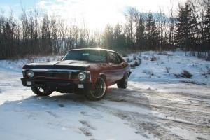 Chevrolet: Nova Coupe