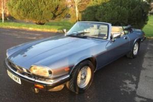 Jaguar XJS 5.3 auto V12 CONVERTIBLE Photo