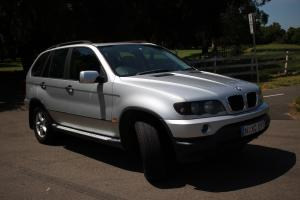 BMW X5 3 0D 2003 4D Wagon Automatic 12 Months Rego in NSW