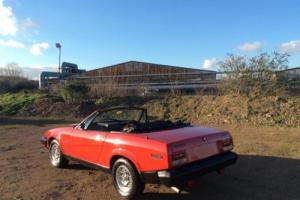 Triumph TR7 Drop Head Coupe Photo