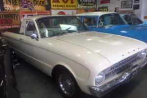 Ford Falcon XK Immaculate UTE Bernie Smith Cars TO THE Stars PH 0418399392