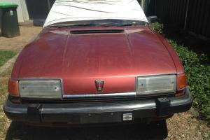 Rover 3500 in NSW Photo