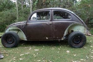 VW Beetle in NSW