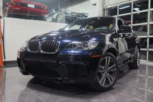 BMW: X6 M + STAGE DINAN PERFORMANCE PACKAGE