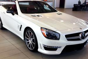 Mercedes-Benz: SL-Class AMG SL63 High Performance