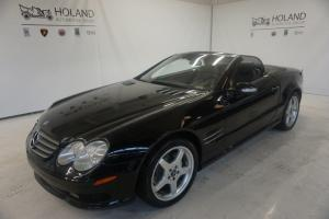 Mercedes-Benz: SL-Class AMG MAGS