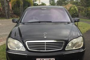 2000 Mercedes Benz S600 L 5 8L Very Rare Stylish Motoring in QLD