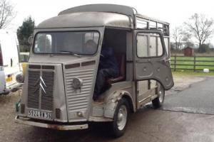 CITROEN HY CLASSIC VAN 1972 HIGH TOP ( IN THE UK )