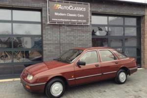 Ford Sierra 1.8GL Automatic, 54,000 miles