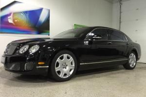 Bentley: Continental GT Flying Spur Speed
