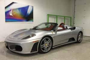 Ferrari: 430 Spider Convertible 2-Door