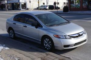 Honda: Civic DX-G Sedan 4-Door