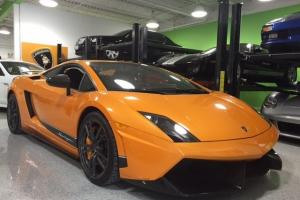 Lamborghini: Gallardo LP570-4 Superleggera Coupe 2-Door
