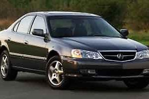 Acura: TL Type-S Sedan 4-Door